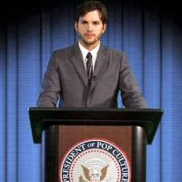 ASHTON KUTCHER FOR PRESIDENT 2020! MONA KI BAAT