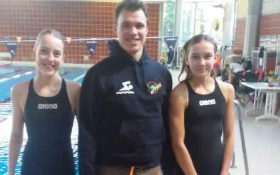 Usinger Schwimmer fischen nach Medaillen