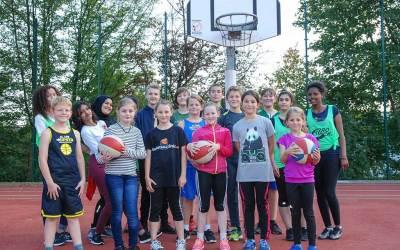 Interkulturelle Woche bei den Basketballern