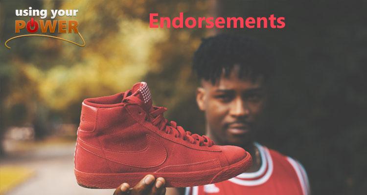 005 - Endorsements
