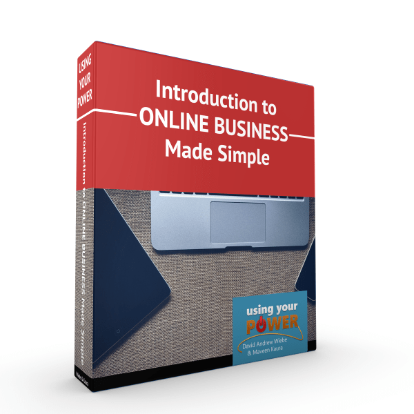 Introduction to Online Business Made Simple audio course