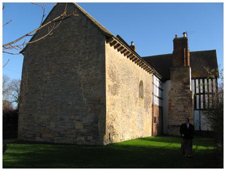 Odda's Chapel