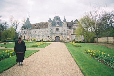 Chateau St Germain de Livet