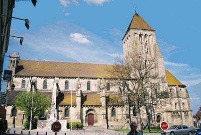 St Samson, Ouistreham