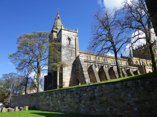 Dunfermline church