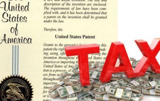 Patent Tax - US Inventor
