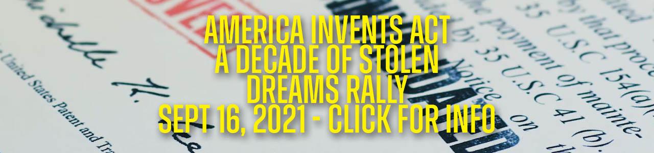 AIA Decade Dreams Rally