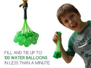 Bunch O Balloons crowdfunding - Josh Malone