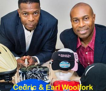 Cedric and Earl Woolfork