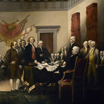 Declaration of Independence - Committee of Five