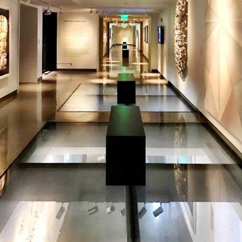 SAFTIFIRST fire glass - Willaim O'Keeffe