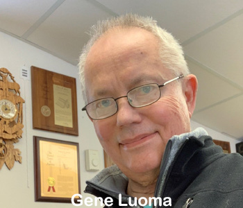 Gene Luoma - Zip-It Inventor