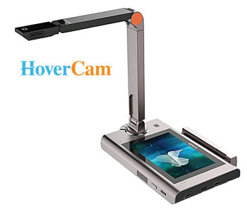 HoverCam Ultra X document camera - Ji Shen