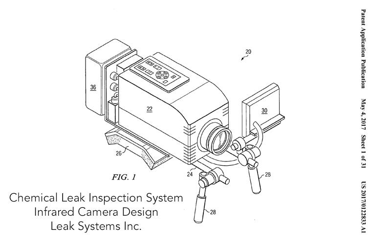 Infrared Camera Design - Leak Systems - David Furry