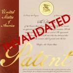 Invalidated Patent