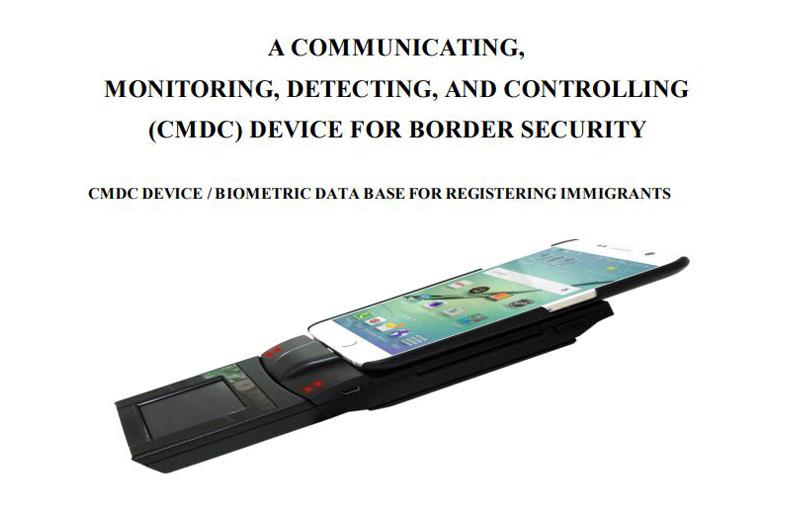 Larry Golden - CMDC Device