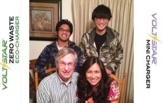 Jim and Valerie McGinley Family - Voltstar