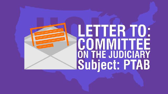 PTAB Letter - US Inventor