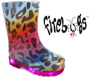 Rainboots - Firebugs