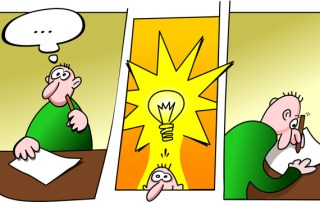 The Language of Inventors