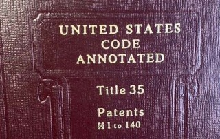 Title 35 USC - US Inventor