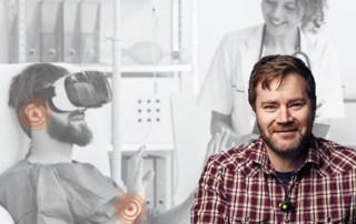 Valencell wearable tech - Dr Steve LeBeouf