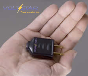 Voltstar travel-charger-in-hand