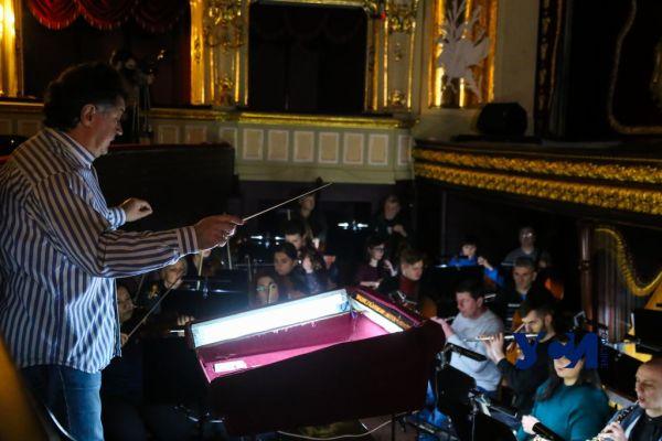 В Одесском театре оперы и балета готовят грандиозный ...