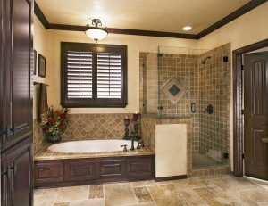 Flower Mound Bathroom Remodel Ideas, Custom Bathroom ... on Master Bath Remodel Ideas  id=64644