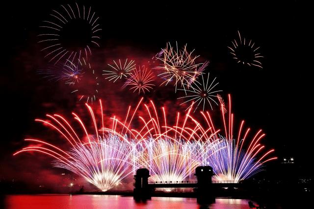 調布花火大会2019の穴場は?日程や場所とベストポジションを紹介!
