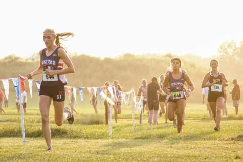 Cross country closes: Roberts says teams focus on 'keeping positive'