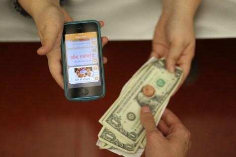 Alumnus co-creates food finding app