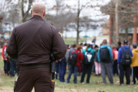 Five full-time sheriff's deputies to patrol campus starting next year