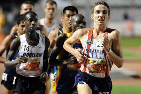 Former USI runner heads to Olympic Trials