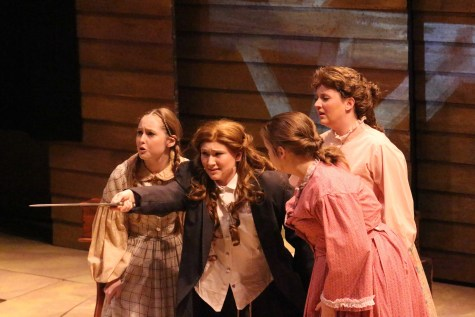Actresses find themselves in Little Women