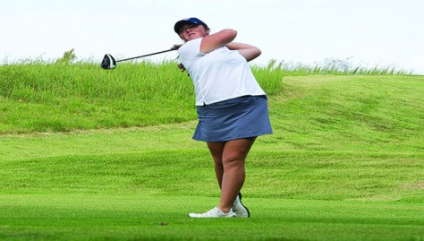 Women's golf takes second place