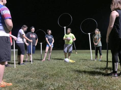 Grab your brooms in time for Quidditch