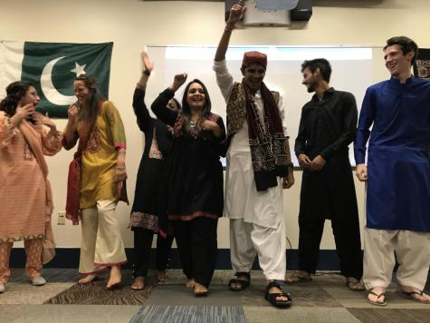Culture night teaches Pakistan tradition