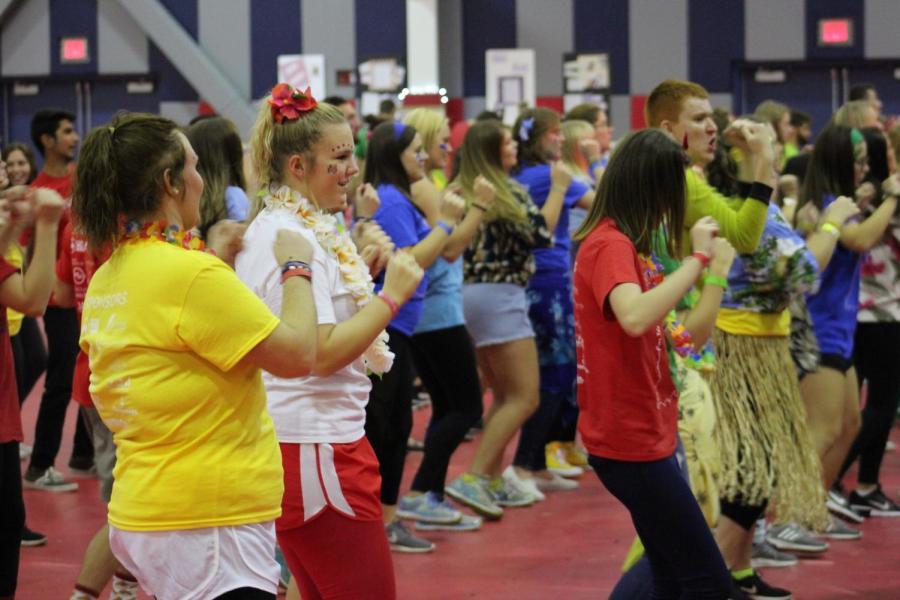 Dance Marathon raises $92,449.55, $30,000 more than last year
