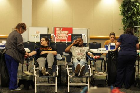 Give blood, give back