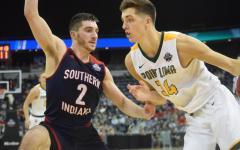 FINAL FOUR: Men's basketball team falls short against Point Loma 71-81