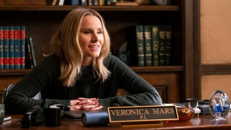 'Veronica Mars' much more than a modern-day Nancy Drew