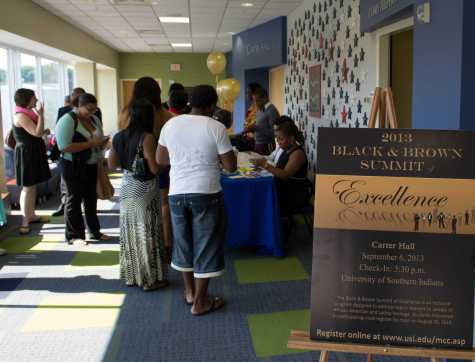 Black and Brown Summit teaches students about success