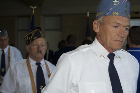University honors veterans with exhibit
