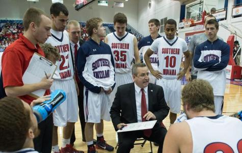 GALLERY: USI Men's Basketball vs.Truman State University (WIN 85-76)