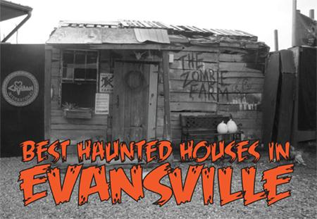 The Best Haunted Houses in Evansville