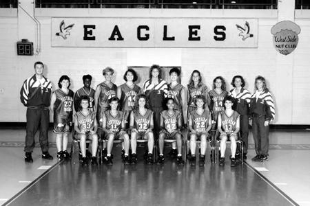 Silver anniversary team includes two former Eagles