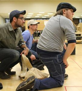 Students sow emotional depth with 'Grapes of Wrath'