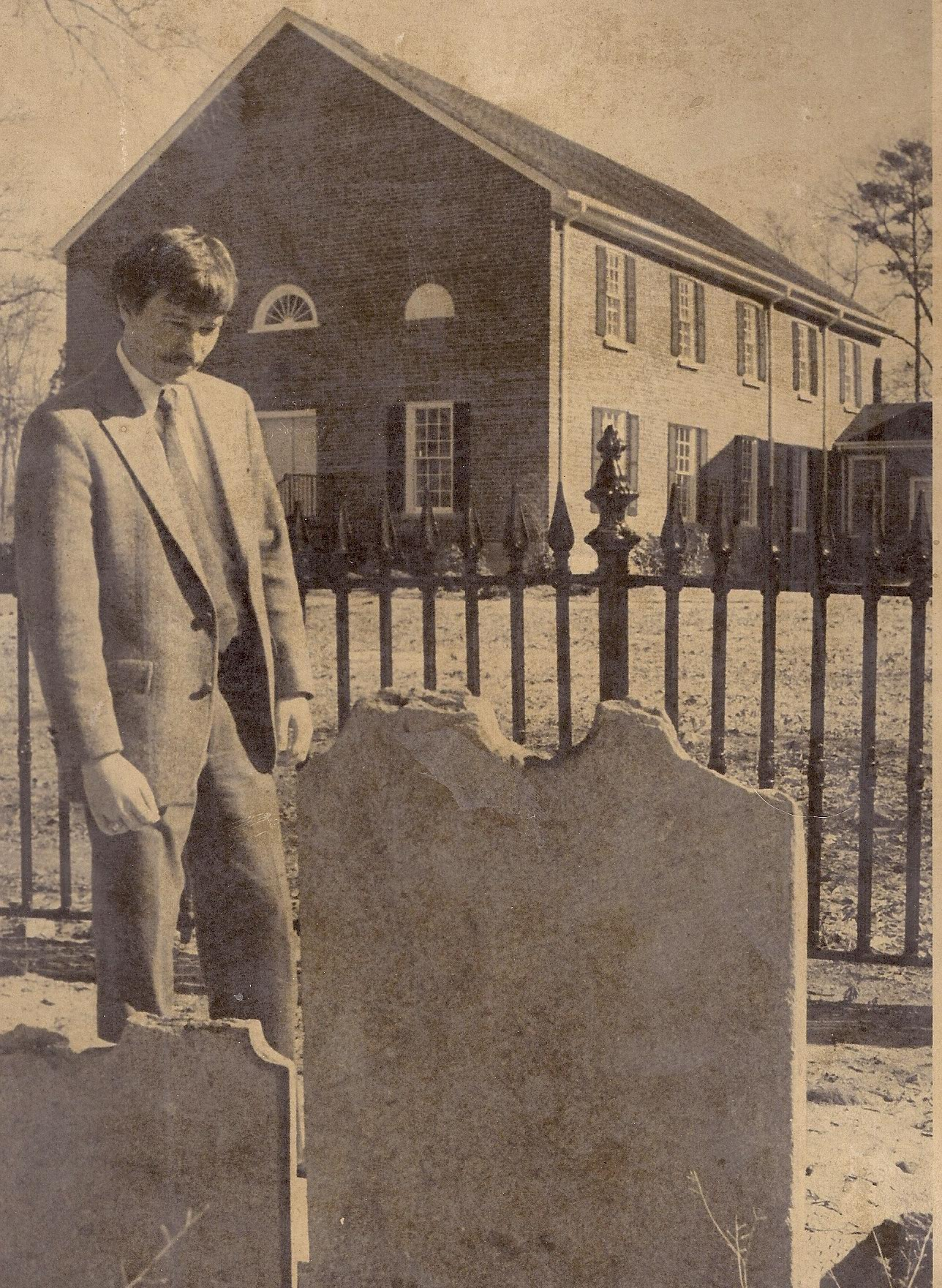 Bethesda Cemetery - 1986