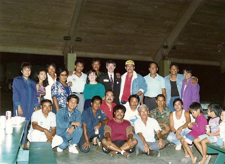 Hawaii Jaycee Membership Night